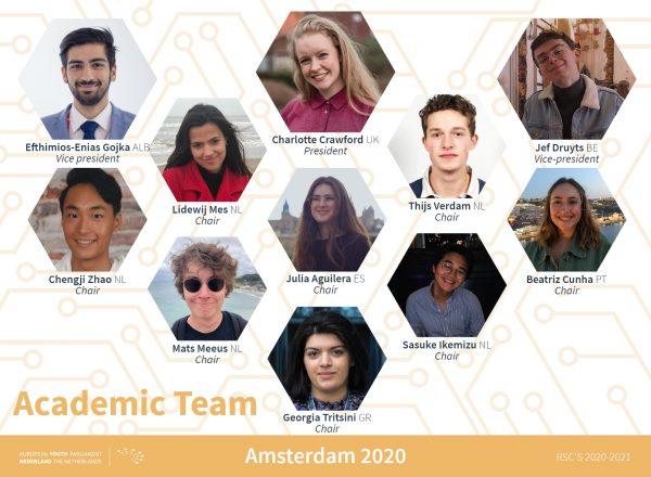 Teamannouncement Amsterdam - academic